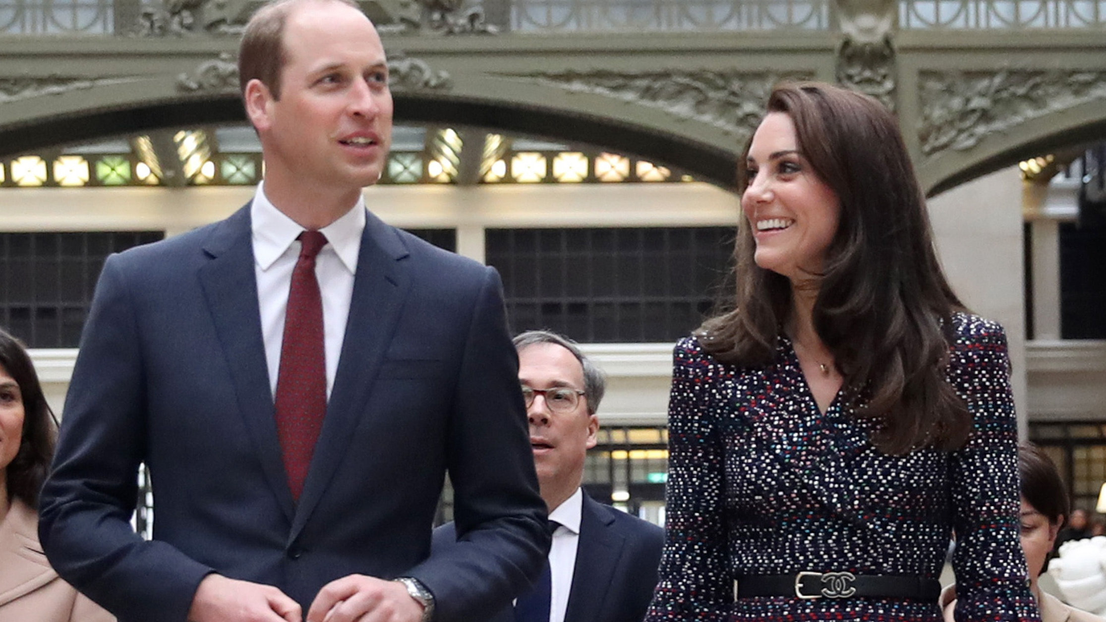 William and Kate to make five-day visit to Poland and Germany